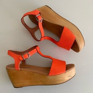 Madewell Wooden Wedge